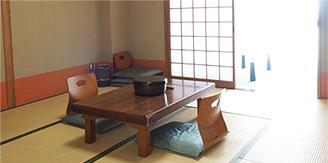 和室 / 8畳と6畳の2タイプ