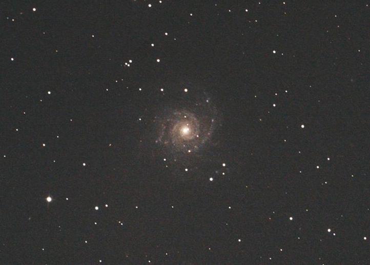 うお座銀河M74