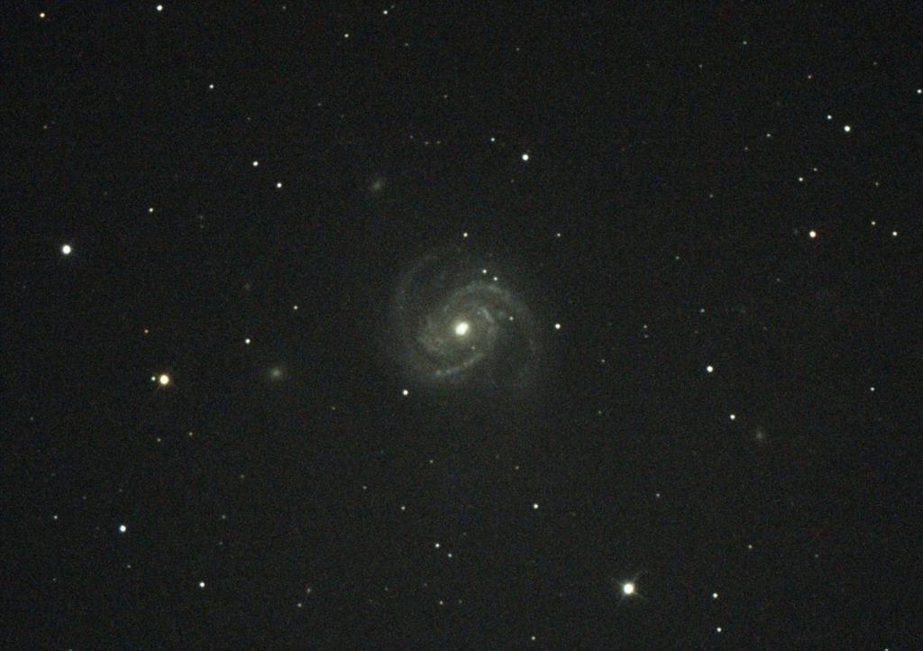 おとめ座銀河M100