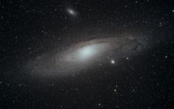 アンドロメダ大銀河M31