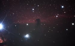 オリオン座馬頭星雲
