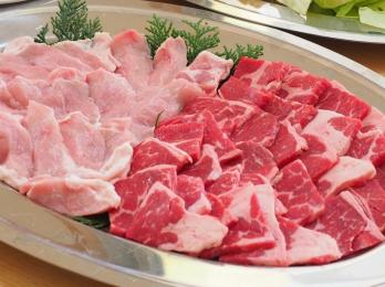 BBQ 肉セット