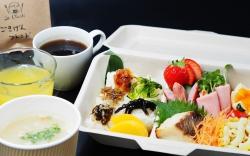 朝ごはん「小豆島BOX」